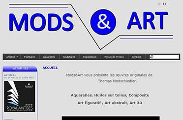 MODS & ART